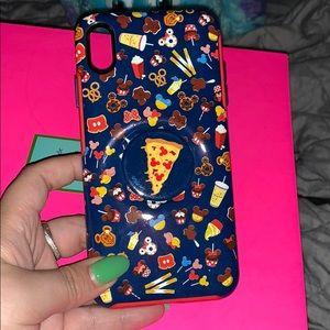 Disney Otterbox with popsocket snacks case